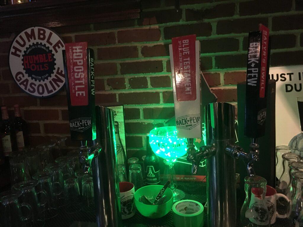Craft Draft Beer $5.50/Pint