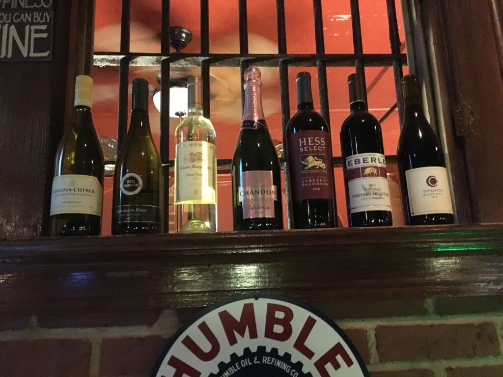 Wines By The Bottle ($45-$55)